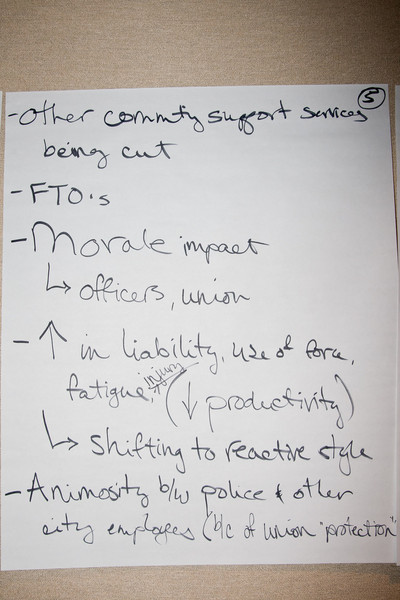 North Atlantic Regional Meeting Notes - 2011 IACP-SACOP Mid-Year Conference