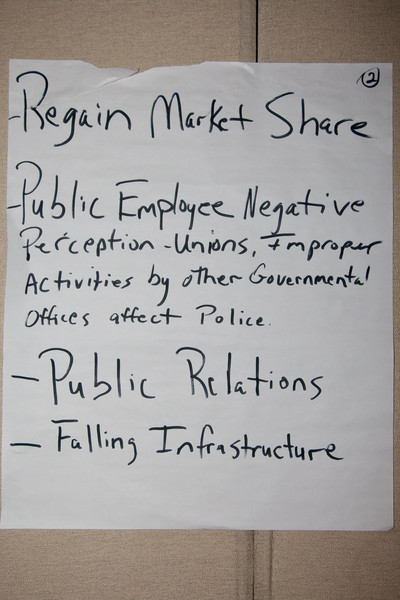 Mountain Pacific Regional Meeting Notes - 2011 IACP-SACOP Mid-Year Conference