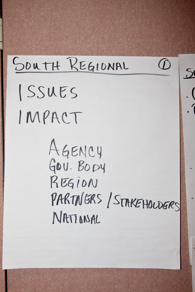 South Region Meeting Notes - 2011 IACP-SACOP Mid-Year Conference