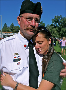 Firefighter Father & Soldier Daughter ...