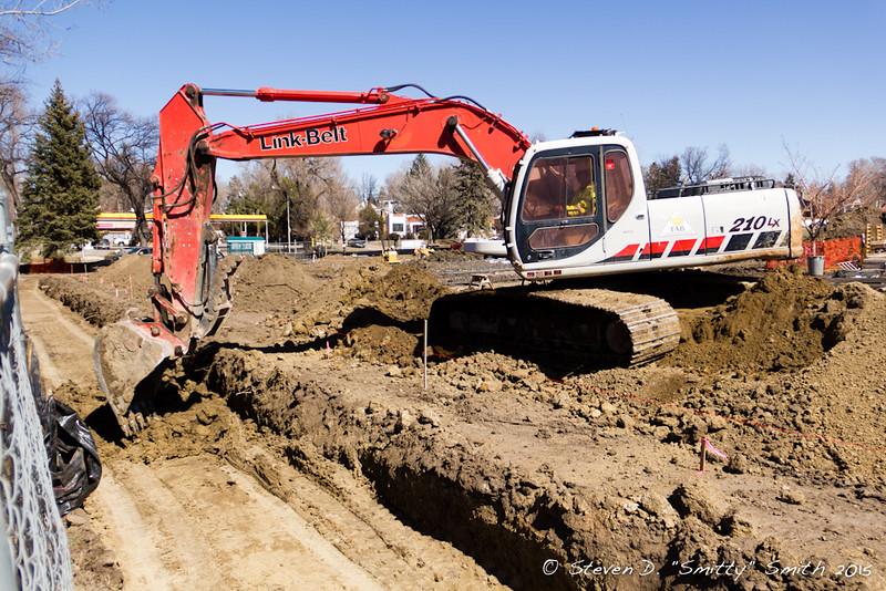 Day 30 - Mitigating some soils.