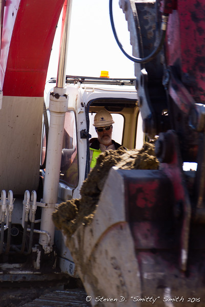 Day 30 - Excavator operator.