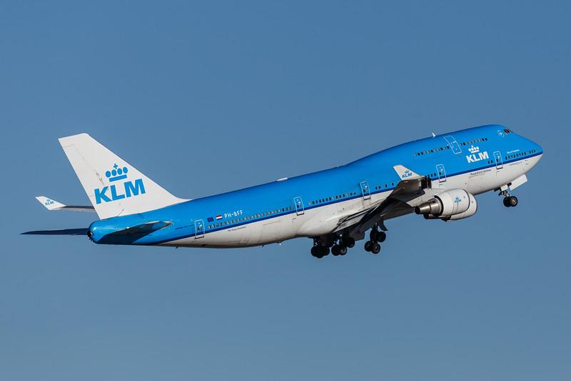 KLM Boeing 747-400M | PH-BFF | City of Freetown