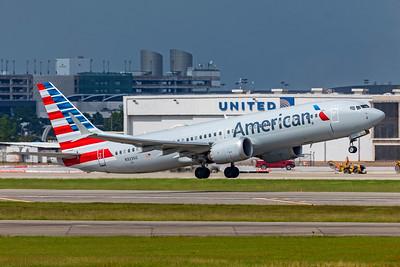 American Airlines Boeing 737-8 MAX N323SG 7-21-21