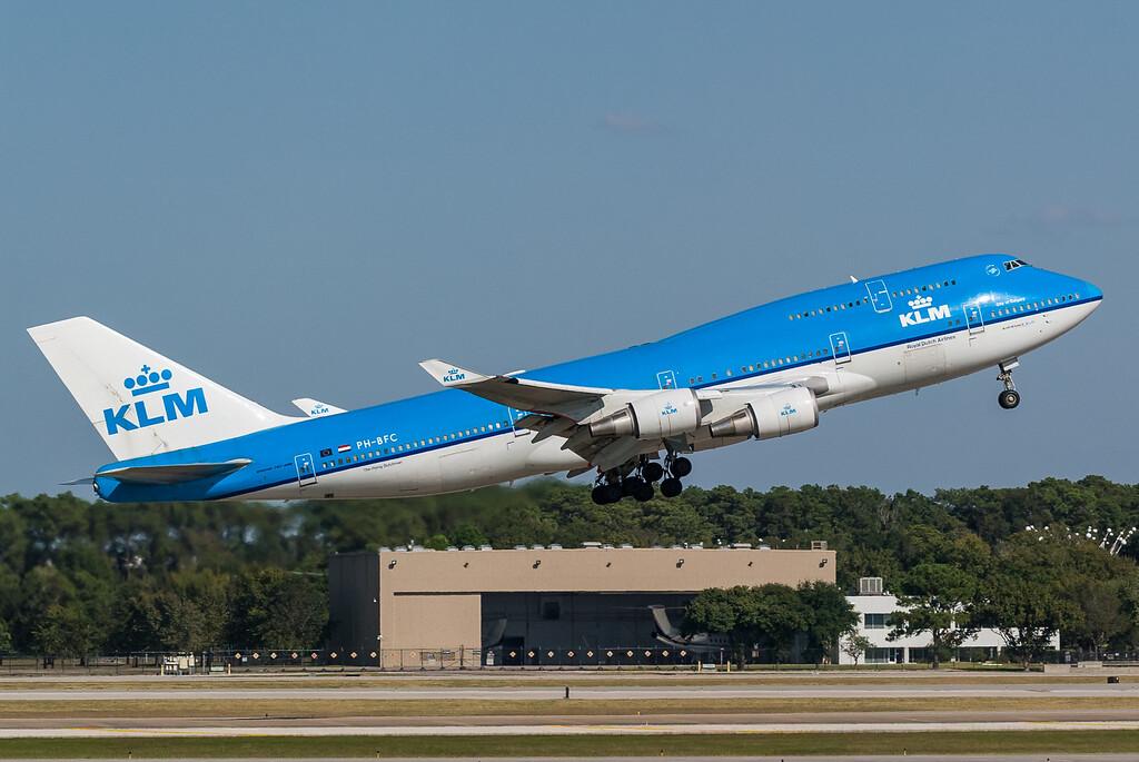 KLM PH-BFC