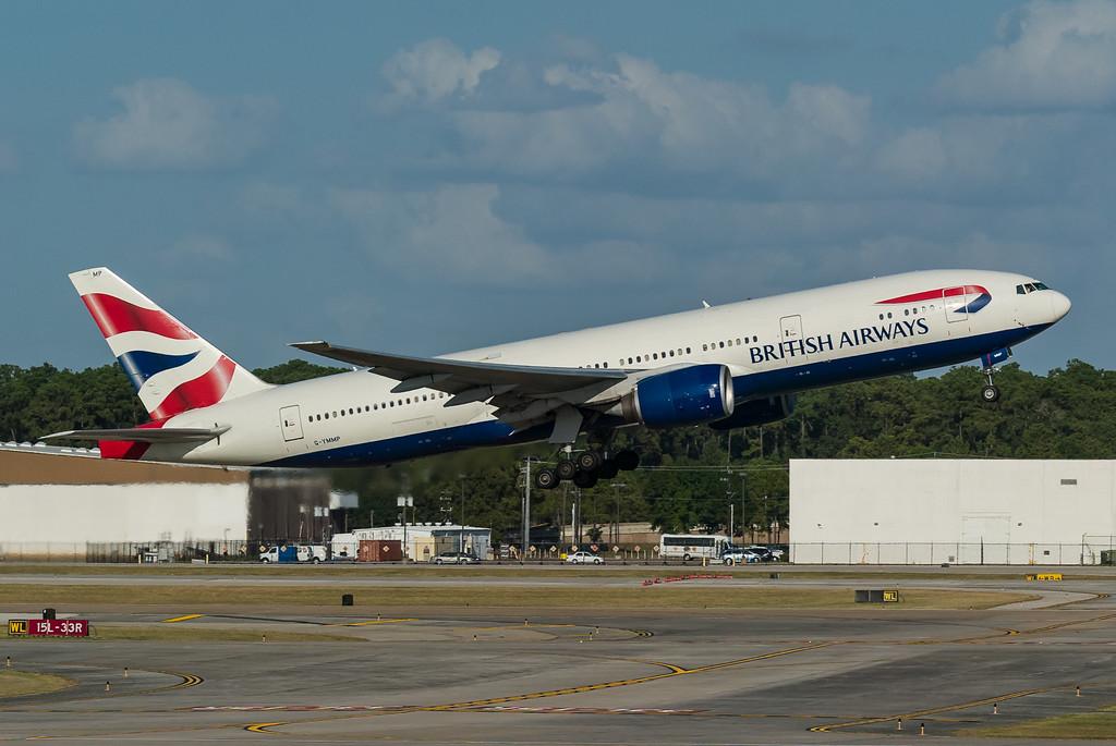 British Airways G-YMMP