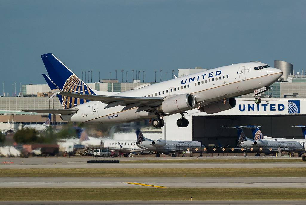 United N25705