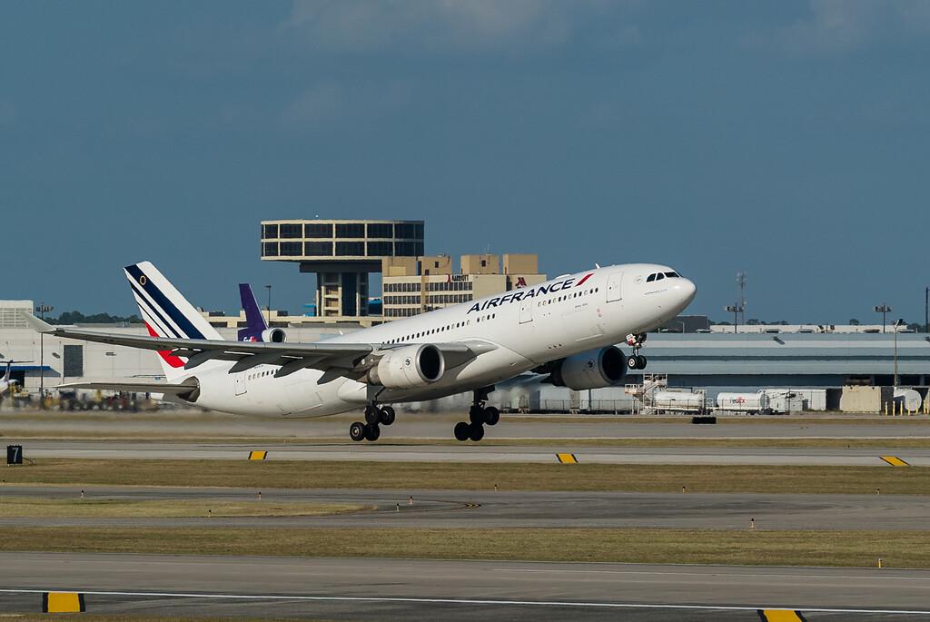 Air France F-GZCG