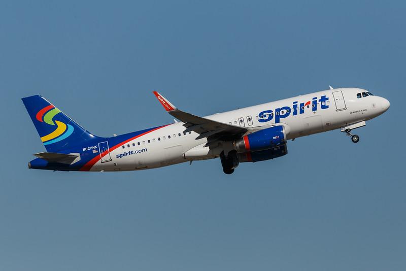 Spirit N622NK