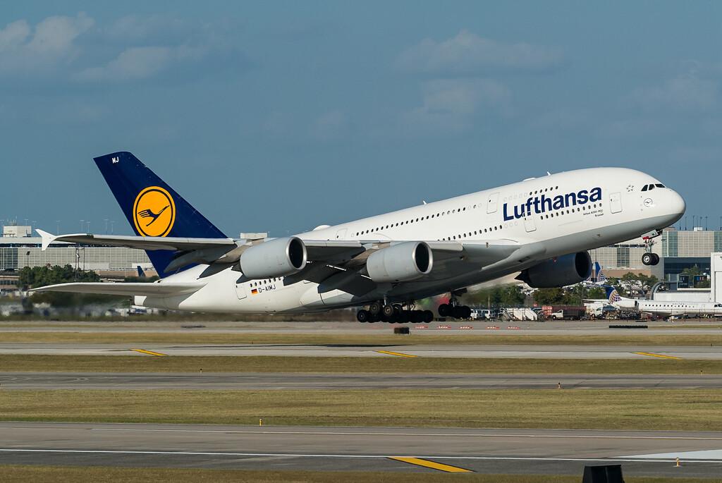 Lufthansa D-AIMJ