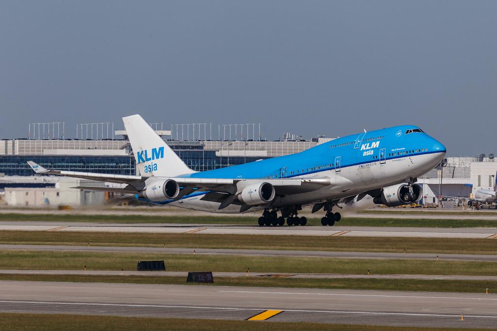 KLM Asia PH-BFP