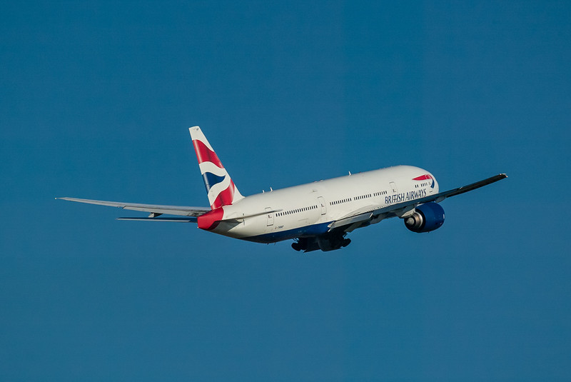 British Airways G-YMMP