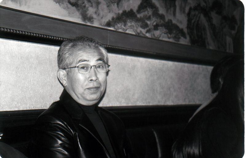 Shinkageryu  MATSUOKA SENSEI<br /> Paris  seminar april 2004<br /> Digital