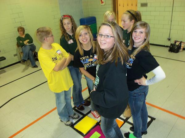 IAJHSC 2011 Midwest District Fall Leadership Workshop