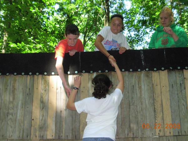 IAJHSC 2008 Summer Camp
