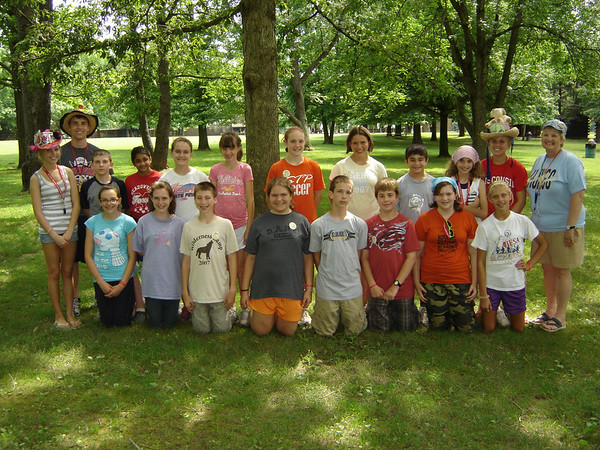 IAJHSC 2009 Summer Camp