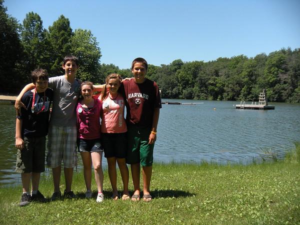 IAJHSC 2010 Summer Camp