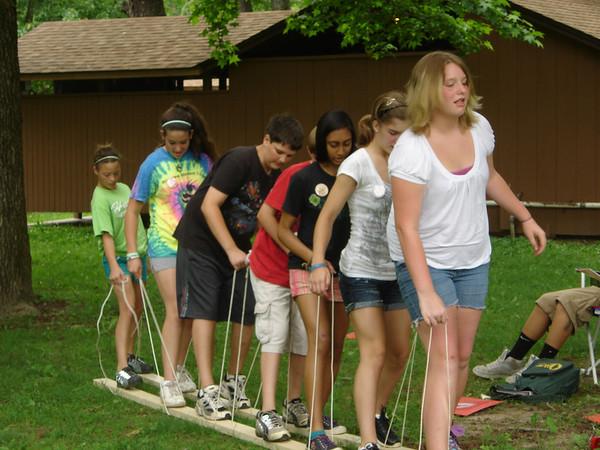 IAJHSC 2011 Summer Camp