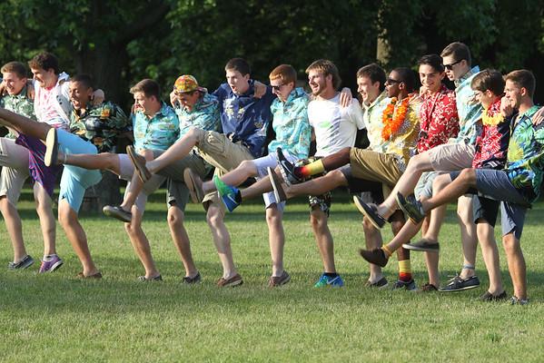 IAJHSC 2014 Summer Leadership Camp