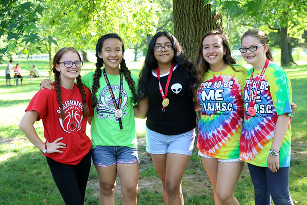 IAJHSC 2016 Summer Leadership Camp
