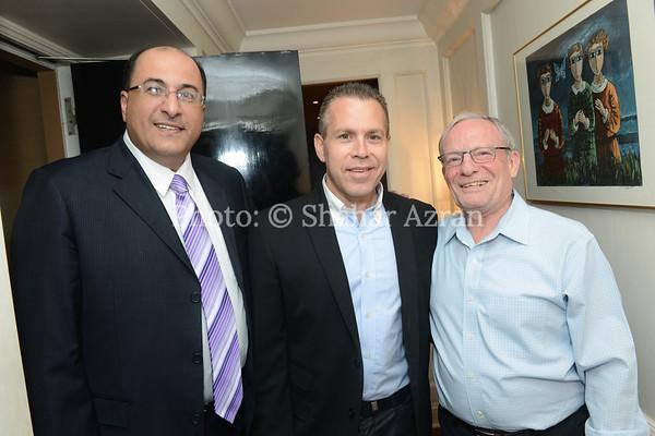 Israel Bonds - Young Leadership reception