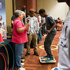 Indiana Black Expo IBE 2014. Purdue Department of Health and Kinesiology. ( Purdue University/ Mark Simons)