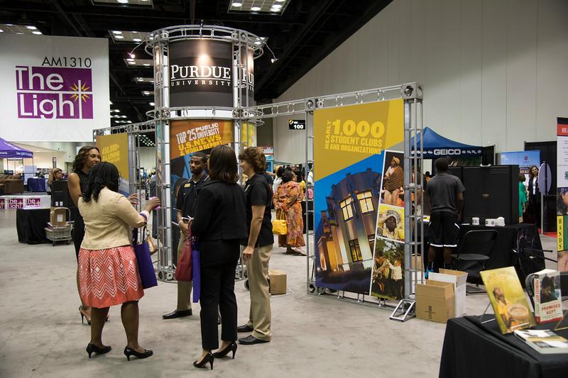 Indiana Black Expo IBE 2014 ( Purdue University/ Mark Simons)