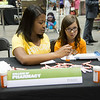 Indiana Black Expo IBE 2014. The College of Pharmacy display. ( Purdue University/ Mark Simons)