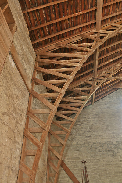 Roof support framing