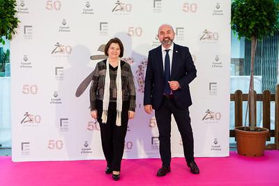 Presentación Documental Adlib. Directora Helher Escribano. Foto: Cintia Sarría/ Biqúbica