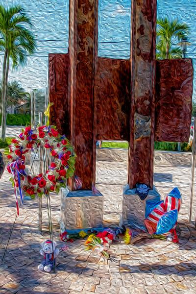 9/11 Memorial - Palm Beach Gardens