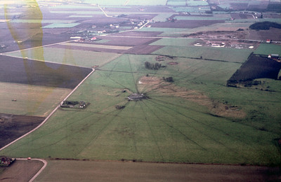 Pangs mound, 1,2km southeast Brunnby Church | EE.1281
