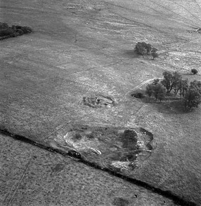 Pangs mound, 1,2km southeast Brunnby Church | EE.1280