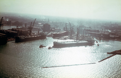 Malmö Harbor, Kockum Shipyard | EE.1731