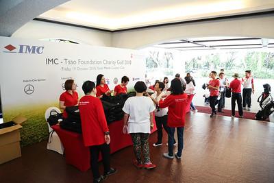 IC-Tsao Foundation Charity Golf 2018