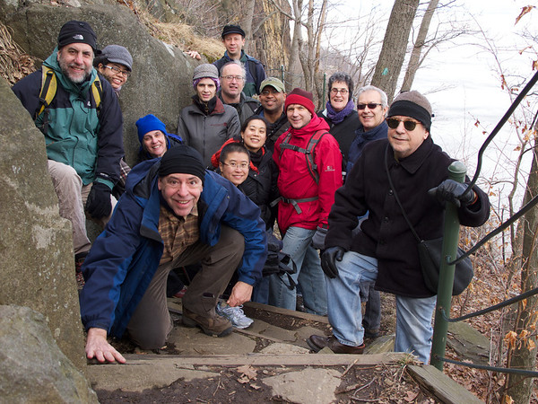 ICC Frostbite Hike 2012