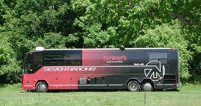 7 Nations Tour Bus