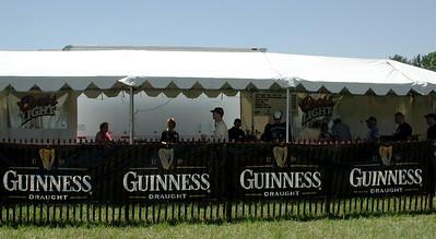 Guinness Tent