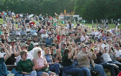 Main Stage Spectators
