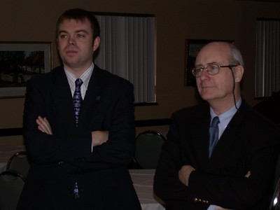 Seamus H and the Ambassador