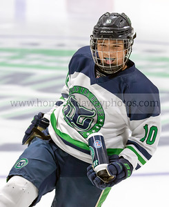 EJEPL game between the Hampton Roads Whalers U16A and the TI Selects U16AA
