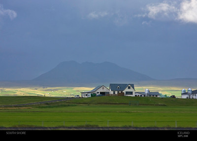 SOUTH SHORE, ICELAND