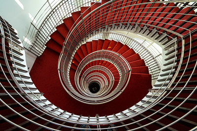 Nordica Hotel Staircase