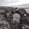 ICELAND, Anarstapi Rock