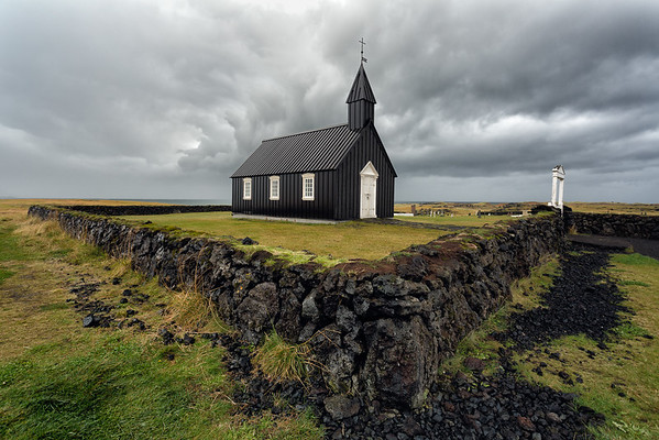 The Black Church – Buðir