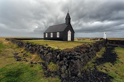 The Black Church – Buðir