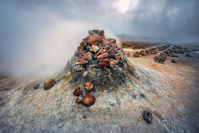 Namafjall, Mývatn