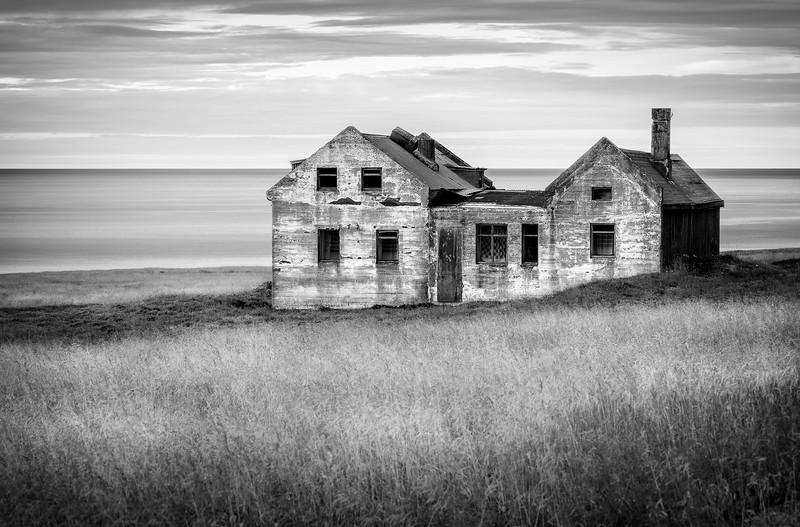 Derelict Farmhouse – Tjörn