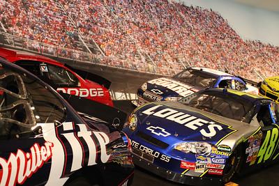 NASCAR Hall of Fame - 08