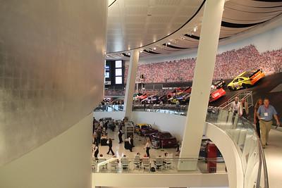 NASCAR Hall of Fame - 23